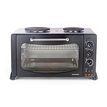 Horno Electrico Ranser He-ra46 2 Anafes 46lts 3000w Oferta