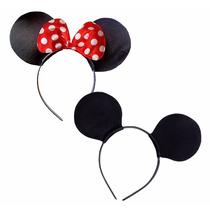 Tiara Orelha De Minnie Mickey 20 Minnie 20 Mickey Aproveite