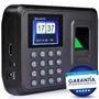 Reloj Huella Digital Control Asistencia Personal Biometrico