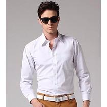 Patrones Camisa De Vestir Fina Caballero
