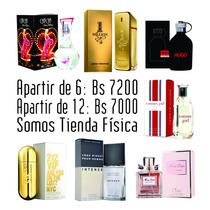 Perfumes 100% Originales Panameños Mayor Y Detal