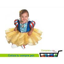 Disfraces Importados Blanca Nieves 12-18meses