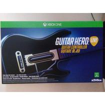Guitarra Guitar Hero Live Ps4 Xbox One Nuevo Y Sellado Trqs