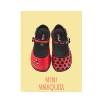 Zapatos Número 32 Hot Chocolate Mariquita