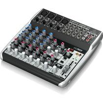 Behringer Xenyx Q1202usb Mezclador 12 Entradas Usb/audio