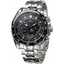 Relógio Casio Edifice Redbull Ef-550 Rbsp, Envio Imediato