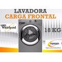 Lavadora Whirlpool Carga Frontal He 18 Kg Mod. 7mwfw87hedc
