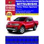 Manual Taller Electricidad Mitsubishi Triton Forte Sportero