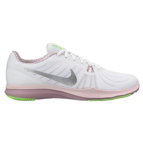 Tenis Nike In Season Tr 7 White Tallas Del 22 Al 26 Mujer