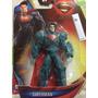Superman El Hombre De Acero Heavy Armor Suit Mattel 10 Cm
