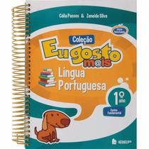 Livro Língua Portuguesa 1ºano Coleção Eu Gosto Mais