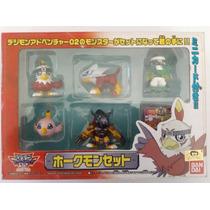 Digimon Set 5 Miniaturas Bandai Toei - Rarissimo!!