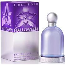 Perfume Original Halloween Mujer --- 100ml --- J. Del Pozo
