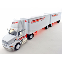 1:53 Tractocamion Ford Aeromax Tonkin Trailer Full Con Dolly