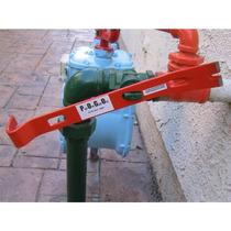 Pogo 15 Barra De Palanca, Llave, Gas De Emergencia, Agua S