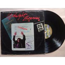 Expresso Da Meia Noite- Lp Trilha Sonora Do Filme- 1979
