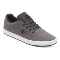 Tenis Calzado Hombre Caballero Crisis Tx Se Grw Dc Shoes