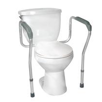 Suporte Lateral Para Vaso Sanitário Mobil Saúde - Com Nota