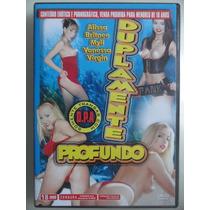 Dvd Sexo - Duplamente Profundo - Dupla Penetração Anal