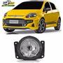 Farol Milha Auxiliar Fiat Punto Blackmotion 2013 2014 2015