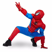 Fantasia Infantil Do Homem Aranha Original Disney Eua
