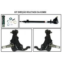 Caixa De Direção Semi Hidraulico Da Kombi -kit Direcao +leve