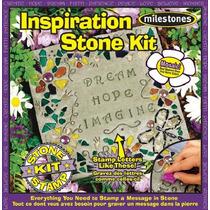 Midwest Productos Inspiración Stepping Kit De Piedra