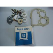 Jg Reparo Carburador Alcool Monza 87/88 Original Gm 52273202