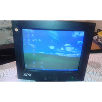 Monitor 15 Xpx Crt (convencional) En Perfecto Estado