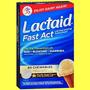 Lactaid Fast Act 60 Cápsulas **mastigáveis**