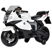 Moto Eletrica Infantil Bmw K1300 Branca El 6v - Bandeirante