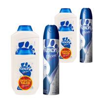 Desodorante Pies Rexona Efficient Aerosol + Talco
