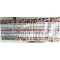 1-97 Turma Monica Jovem Coleção Completa Gibi Revista Livro
