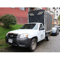 Mazda Bt-50 2015 4x2 Diesel 2500cc Estacas En Manizales