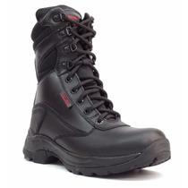Botas Tácticas Policia 7903 Duty Gear Negro