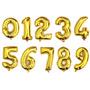 Globos De Números - Espectaculares