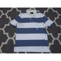 Camiseta Ralph Lauren Tipo Polo Rugby 100% Orig Talla M