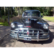 Pontiac 1950 Silver Streak Sedan 4 P 1950