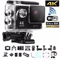 Camara Portatil De Accion Full Hd Sj6000 4k Wifi Mas Nueva