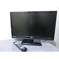 Televisão Ultra Slim Full Hd 24 Polegadas