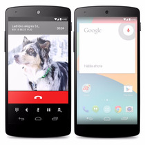 Celular Lg Nexus 5 Nuevo 16gb 4g Android 6.01 Quadcore Nuevo