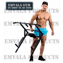 Promoción! Barra Dominadas 5 - 1 Multi Gym Abs Trx Mma Box