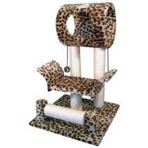 Afilador De Uñas Casa Arbol Para Gato Mascotas