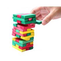 Jogo Torremoto Colorido Empório Mundi Brinquedos Educativos