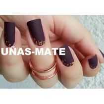 Esmalte Pretty Hands Efecto Mate Ultra Opacas Decoracion
