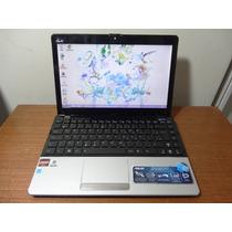 Notebook Asus Eeepc 1215b 12,1 Amd C50 1,00ghz 6gb Hd500gb