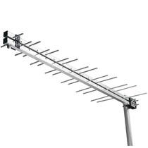 Antena Log Periódica Uhf Hdtv Digital - 20 Dbi - 28 Element