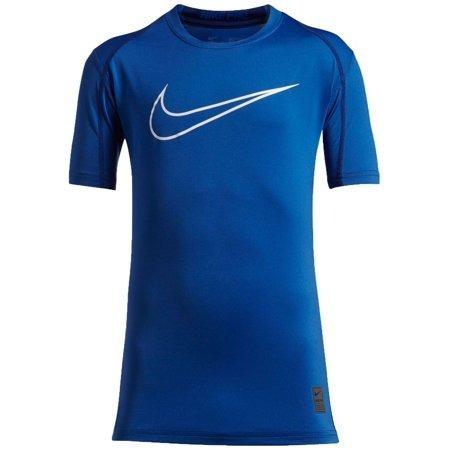 d98637ccc6 Camisa Nike Infantil Cool Hbr Azul - Original - Frete Grátis - R  85 ...