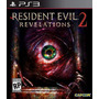 Resident Evil Revelations 2 Ps3 Digital Season Completa