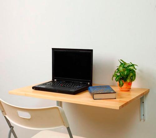 Mesa plegable abatible para estudio envio gratis s 89 00 en mercado libre - Mesa plegable pared cocina ...